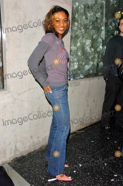 Nadia Turner Photo - Nadia Turnerat the YMI Jeanswear Party and Fashion Show Mood Nightclub Hollywood CA 04-04-06