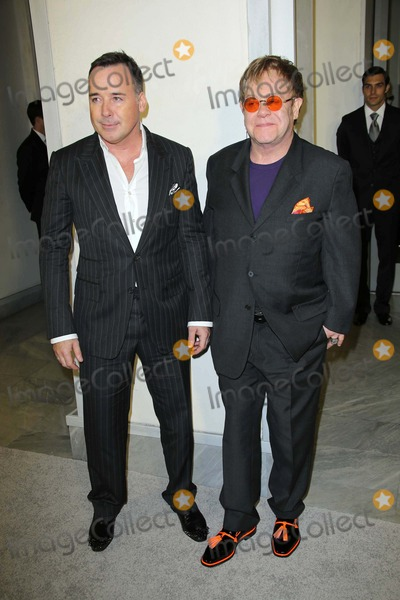 6b5ef968cfc7e ... Tom Ford Photo - Elton John and David Furnishat Tom Ford Cocktails In  Support Of Project