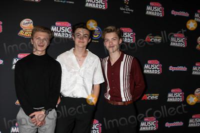 Blake Richardson Photo - New Hope Club Reece Bibby Blake Richardson George Smithat the 2018 Radio Disney Music Awards Loews Hotel Los Angeles CA 06-22-18