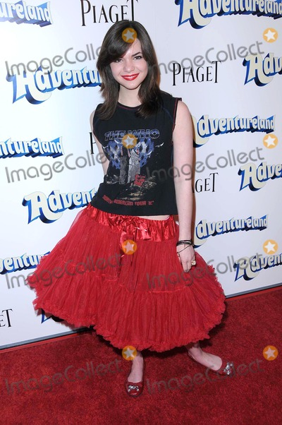 Kaili Thorne Photo - Kaili Thorneat the Los Angeles Premiere of Adventureland Mann Chinese 6 Theater Hollywood CA 03-16-09