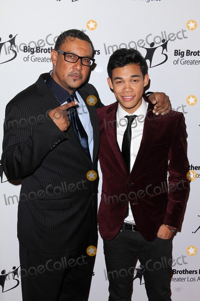 Roy Fegan Photo - Roy Fegan Roshon Feganat the Big Brothers Big Sisters of Greater Los Angeles 2012 Rising Stars Gala Beverly Hilton Beverly Hills CA 10-26-12