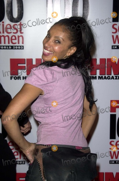 Downtown Julie Brown Photo - Downtown Julie Brown at FHM Magazines Sexiest Party of the Year to celebrate its annual 100 Sexiest Women in the World issue Raleigh Studios Hollywood CA 06-05-03