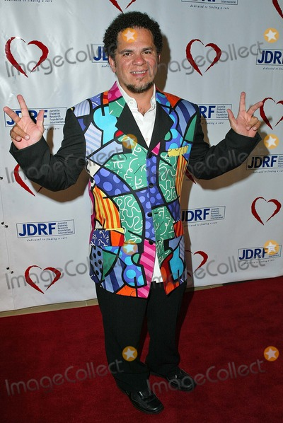 Juvenile Photo - Romero Brittoat the 2nd Annual Juvenile Diabetes Research Foundation Gala Beverly Hilton Hotel Beverly Hills CA 05-14-05