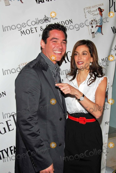 Aqua Photo - Teri Hatcher and Dean Cainat a party to celebrate the publication of Burnt Toast And Other Philosophies Of Life Aqua Restaurant and Lounge Beverly Hills CA 05-02-06