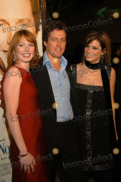 Alicia Witt Photo - Alicia Witt Hugh Grant and Sandra Bullock at the premiere of Warner Bros Two Weeks Notice at the Mann Bruin Theater Westwood CA 12-18-02