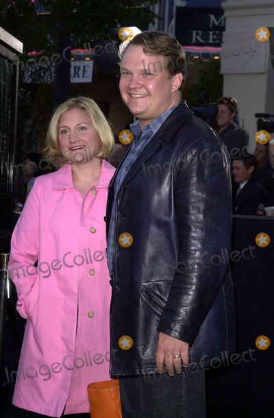 Andy Richter Photo - Andy Richter at the premiere of Warner Bros The Matrix Reloaded at Mann Village Theater Westwood CA 05-07-03