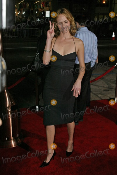 Amber Valletta Photo - Amber Valletta at the The World Premiere of Guess Who Graumans Chinese Theatre Hollywood CA 03-13-05