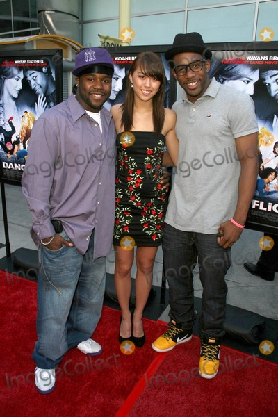 Stephen Boss Photo - Joshua Allen with Katee Shean and Stephen Boss at the Los Angeles Premiere of Dance Flick Arclight Hollywood Hollywood CA 05-20-09