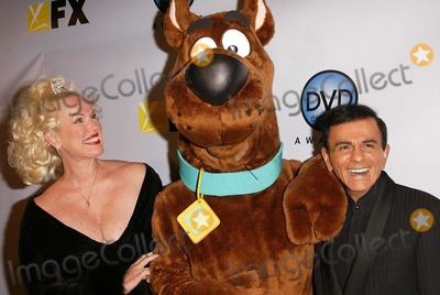 Casey Kasem Photo - Jean Kasem and Casey Kasem at the DVD Exclusive Awards presented by DVD Exclusive Magazine Wiltern Theater Los Angeles CA 12-02-03