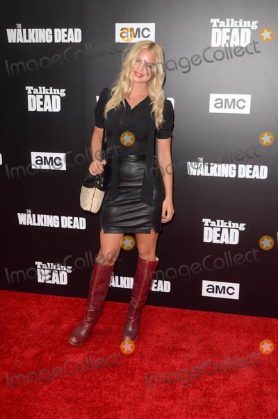 Jennifer Akerman Photo - Jennifer Akermanat AMCs Special Edition of Talking Dead Hollywood Forever Cemetery Los Angeles CA 10-23-16