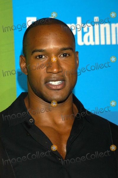 Henri Simmons Photo - Henry Simmons at Entertainment Weekly Hosts Pre-Emmy Party White Lotus Hollywood Calif 09-20-03