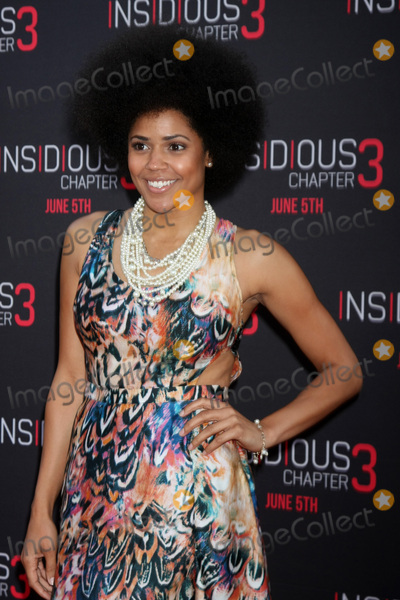 Amaris Davidson Photo - Amaris Davidson at the Insidious Chapter 3 Premiere TCL Chinese Theater Hollywood CA 06-04-15