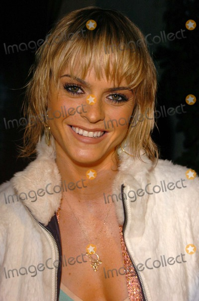 Cult Photo - Taryn Manning at the wrap party for the film Cult White Lotus Hollywood CA 02-22-05