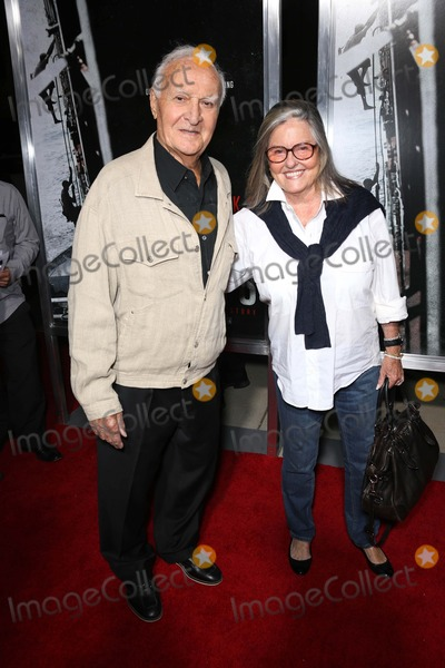 Audrey Loggia Photo - Robert Loggia Audrey Loggiaat the Captain Phillips Premiere Academy of Motion Picture Arts and Sciences Beverly Hills CA 09-30-13