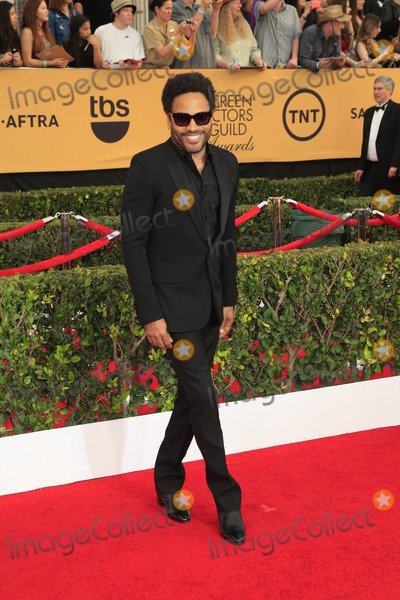 Lenny Kravitz Photo - Lenny Kravitz at the 2015 Screen Actor Guild Awards at the Shrine Auditorium on January 25 2015 in Los Angeles CA