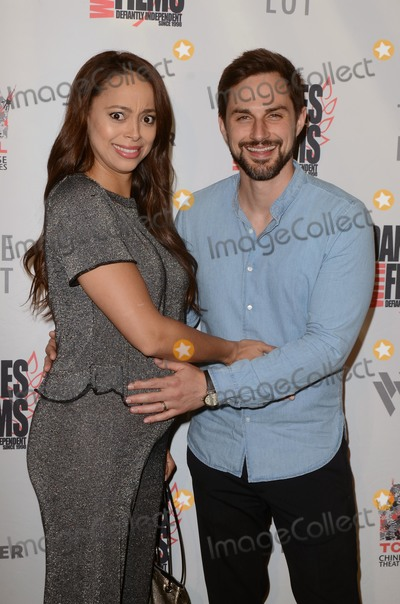 Amber Stevens-West Photo - Amber Stevens West Andrew JWestat the Antiquities World Premiere Screening TCL Chinese 6 Theater Hollywood CA 06-16-18