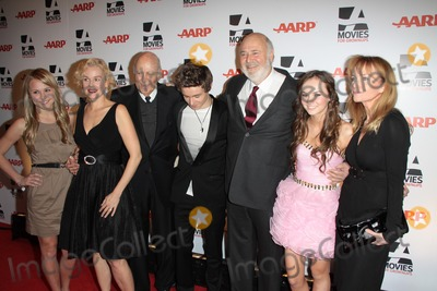 Rebecca De Mornay Photo - Penelope Ann Miller Carl Reiner Callan McAuliffe Rob Reiner Madeline Carroll and Rebecca De Mornay at AARP Magazines Movies For Grownups Beverly Wilshire Hotel Bevely Hills CA 02-07-11