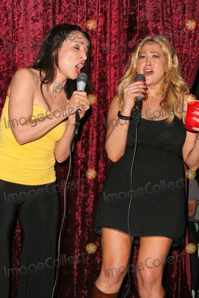 Anastasia Fontaines Photo - Anastasia Fontaines and Jennifer Blancat Jennifer Blancs Birthday Party Amagi Night Club Hollywood CA 04-21-09