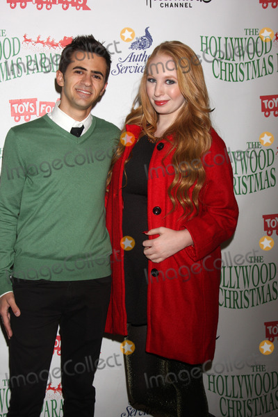 Ryan Pinkston Photo - Ryan Pinkston Elizabeth Stantonat the 2014 Hollywood Christmas Parade Hollywood CA 11-20-14