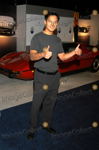 Archie Kao Photo - Archie Kao at the Maserati Six Decades of Glamour Party to kick off Golden Globes week-end Pacific Design Center West Hollywood CA 01-16-03