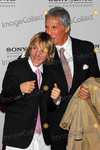Burt Bacharach Photo - Burt Bacharach and sonat the Sony BMG post GRAMMY party Roosevelt Hotel Hollywood CA 02-08-06