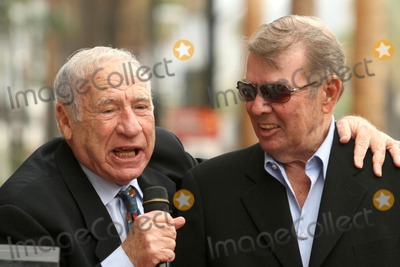 Alan Ladd Photo - Mel Brooks and Alan Ladd Jrat the award ceremony honoring Alan Ladd Jr with a star on the Hollywood Walk of Fame Hollywood Blvd Hollywood CA 09-28-07