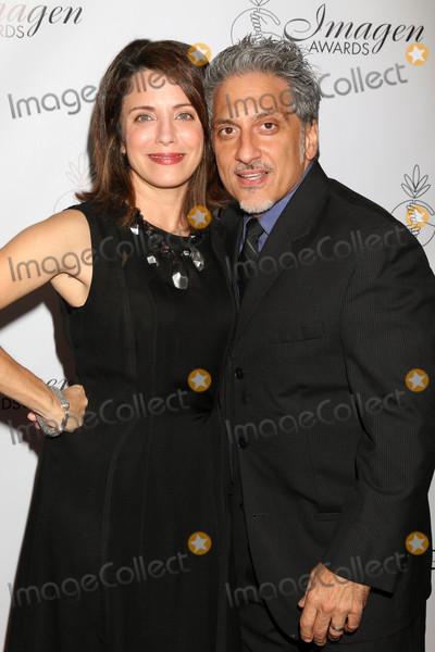 Alanna Ubach Photo - Alanna Ubach Thomas Russo Jrat the 33rd Annual Imagen Awards JW Marriott Hotel Los Angeles CA 08-25-18