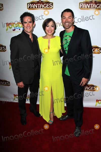 Ace Young Photo - Andy Blankenbueler Diana DeGarmo Ace Youngat the Joseph And The Amazing Technicolor Dreamcoat Opening Pantages Hollywood CA 06-04-14