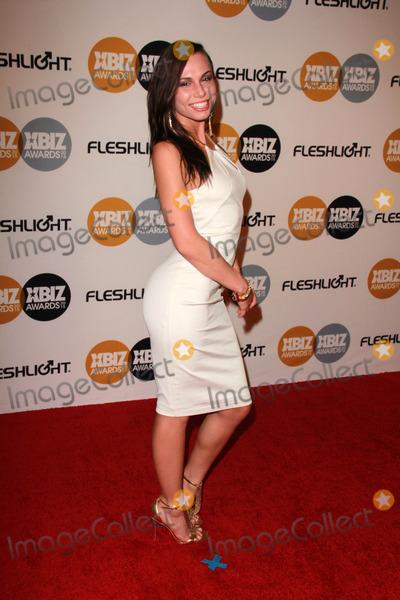 Aidra Fox Photo - Aidra Foxat the 2015 XBIZ Awards JW Marriott LA Live Los Angeles CA 01-15-15