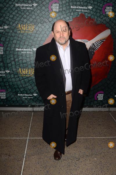 Jason Alexander Photo - Jason Alexanderat the Amelie A New Musical Opening Ahmanson Theater Los Angeles CA 12-16-16