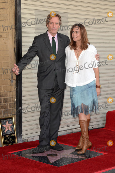 Hugh Laurie Photo - Hugh Laurie Diane Farrat the Hugh Laurie Star on the Hollywood Walk of Fame Ceremony Hollywood CA 10-25-16