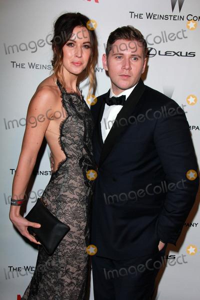 Allen Leech Photo - Charlie Webster Allen Leechat The Weinstein Company  Netflix Golden Globes After Party Beverly Hilton Beverly Hills CA 01-11-15