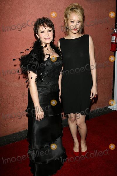Adriana Barraza Photo - Adriana Barraza and Rinko Kikuchiat the Hollywood Life Magazines Breakthrough of the Year Awards Music Box Hollywood CA 12-10-06