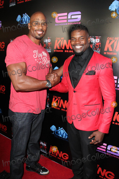 Amin Joseph Photo - Shad Gaspard Amin Josephat the Call Me King Screening Downtown Independent Los Angeles CA 08-17-15