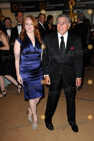 Antonia Bennett Photo - Tony Bennett and Antonia Bennettat the  2nd Annual Academy Governors Awards Kodak Theater Hollywood CA  11-14-10
