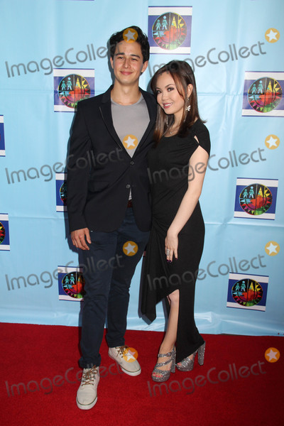 Anna Maria Perez de Tagle Photo - Ivan Dorschner Anna Maria Perez de Tagleat Lets Celebrate District Wide Arts Festival Academy of Motion Picture Arts and Sciences Beverly Hills CA 05-27-15