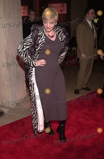 Allison Arngrim Photo -  Allison Arngrim at the premiere of MAMA MIA the musical based on the songs of ABBA Schubert Theater Century City 02-26-01