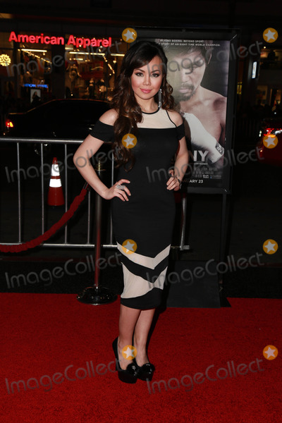 Anna Maria Perez Photo - Anna Maria Perez de Tagleat the Manny Los Angeles Premiere TCL Chinese Theater Hollywood CA 01-20-15