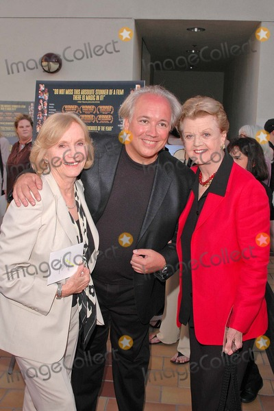 Angela Lansbury Photo - Eva Marie Saint Director Rick McKay and Angela Lansbury at the Los Angeles Premiere of Broadway The Golden Age by the Legends Who Were There at the Laemmle Sunset Five Theatre West Hollywood CA 06-30-04
