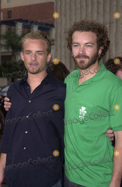 Danny Masterson Photo - Chris and Danny Masterson at the premiere of Dimension Films Scary Movie 2 at the GCC Avco Center Cinema Westwood 07-02-01