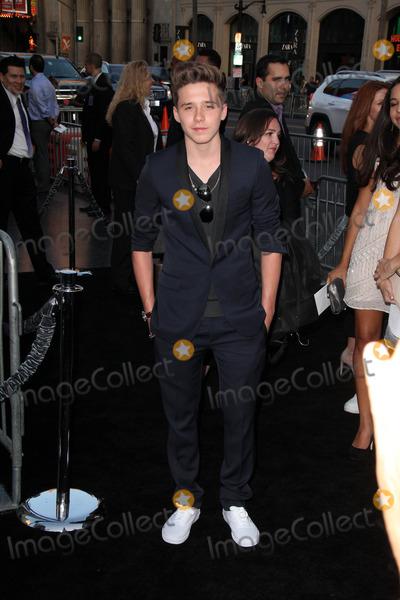 Brooklyn Beckham Photo - Brooklyn BeckhamPremiere of If I Stay at the Chinese Theater Hollywood CA 08-20-14David EdwardsDailyCelebMediaPunch