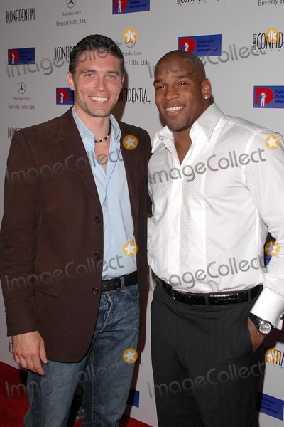 Anson Mount Photo - Anson Mount and Marques Anderson of the Green Bay Packers at the Defense For Children International Fundraiser at the Beverly Hills Mercedes Benz Showroom Beverly Hills CA 05-12-04