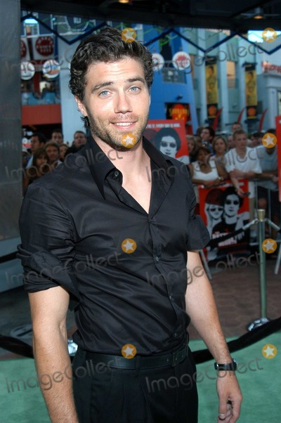 Anson Mount Photo - Anson Mount at The Battle of Shaker Heights World Premiere Universal Citywalk Universal City Calif 08-11-03
