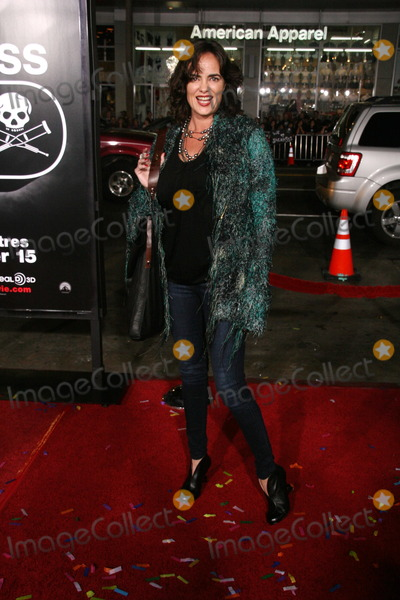 Michelle Johnson Photo - Michelle Johnson at the premiere of Jackass 3D Chinese Theater Hollywood CA 10-13-10