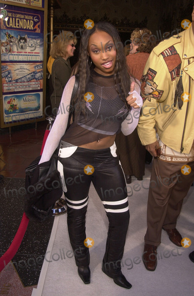 Angell Conwell Photo - Angell Conwell at the premiere of Disneys Snow Dogs at the El Capitan Theater Hollywood 01-13-02