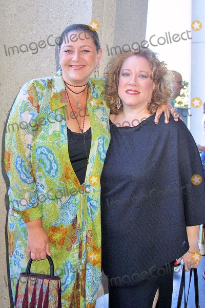 Adele Photo - Camryn Manheim and Adele Agin at the Opening Night of A Little Night Music from the Los Angeles Opera at the Dorothy Chandler Pavilion Los Angeles CA 07-10-04