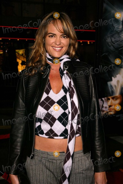 Michelle Johnson Photo - Michelle Johnson at the world premiere of Paramounts Sky Captain and the World of Tomorrow at the Chinese Theater Hollywood CA 09-14-04