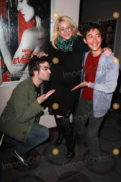 Akie Kotabe Photo - Jennifer Blanc-Biehn Joe Lynch Akie Kotabeat the Everly Opening Weekend Splatter-Ganza Laemmles Music Hall Beverly Hills CA 02-28-15