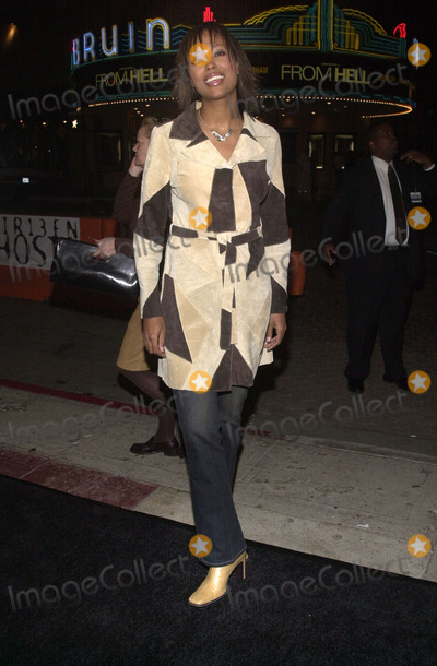 Aisha Tyler Photo - Aisha Tyler at the premiere of Warner Brothers 13 Ghosts at Manns Village Theater Westwood 10-23-01