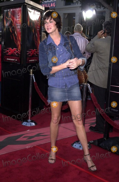 Ashley Scott Photo - Ashley Scott at the premiere of Revolution Studios and Columbia Pictures XXX at Mann Village and Buin Theaters Westwood CA 08-05-02
